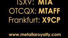 Metalla closes Santa Gertrudis Royalty acquisition