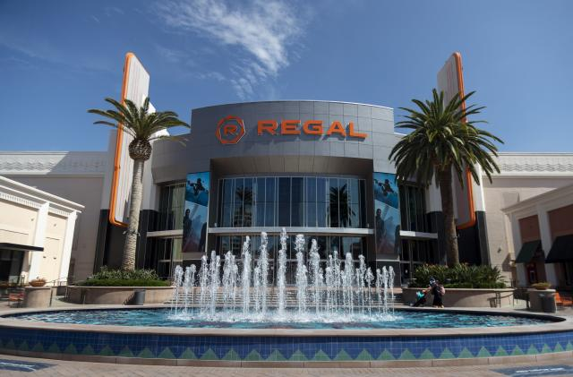 Regal Cinemas may close US movie theaters again due to pandemic
