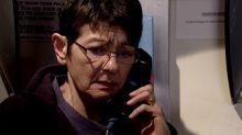Coronation Street's Yasmeen Metcalfe calls Geoff again after his ultimatum