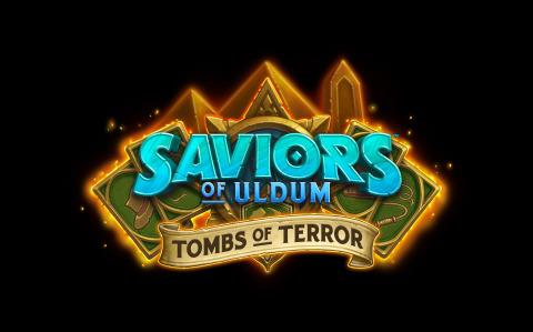 Delve Into the Deadly Tombs of Terror in Hearthstone®'s Next Solo Adventure