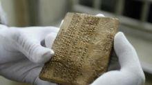 """Los arqueólogos descubren unas antiguas tablillas de arcilla que """"podrían revelar la ubicación de 11 ciudades perdidas"""""""