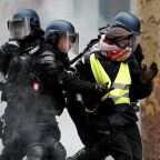 Paris protests: Macron hails police operation as over 1,000 gilets jaunes demonstrators arrested