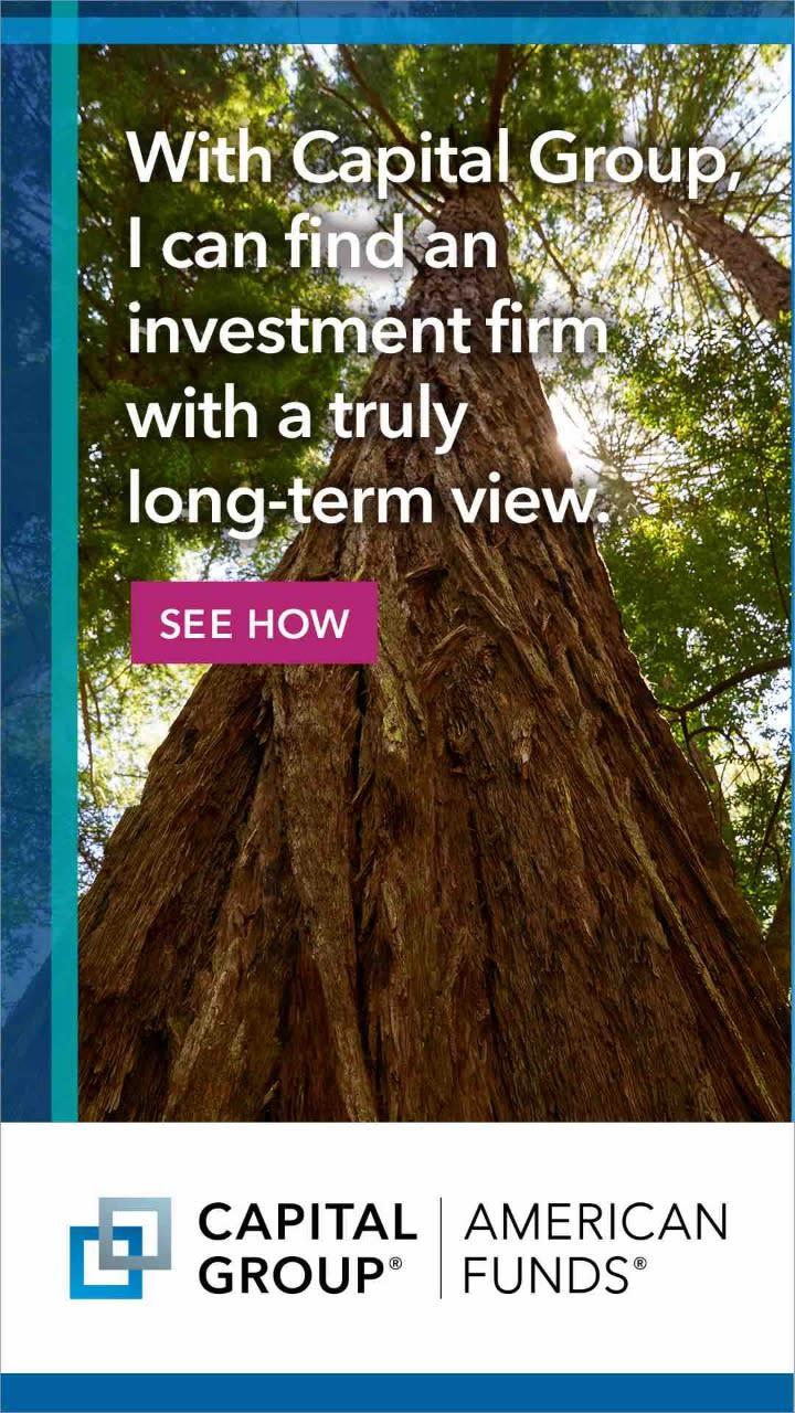 Capital Group Long Term
