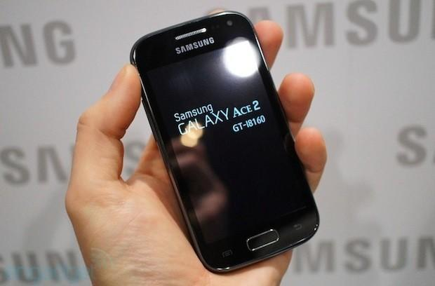 Samsung Galaxy Ace 2 reportedly headed to Virgin Mobile in Canada