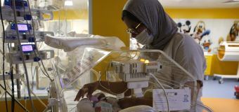 'All doing well': Malian mom gives birth to 9 babies