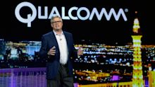 Semiconductor company NXP jumps on report Qualcomm deal is 'looking more optimistic'