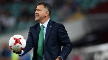 Mexico wary of Germany's young guns in Confederations Cup semi