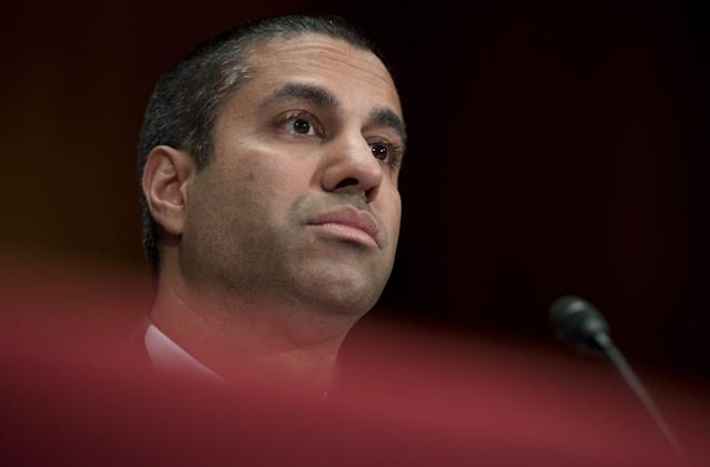 FCC Chairman Ajit Pai will serve a second term despite protests