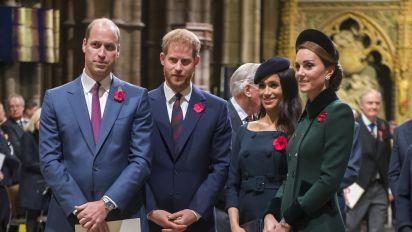 El gran miedo que ha logrado unir a los príncipes Guillermo y Harry