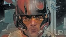 Peek at 'Poe Dameron': First Look at New 'Star Wars' Comic Starring 'Force Awakens' Space Ace