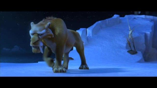 'Ice Age: Continental Drift' Clip: Diego is in love