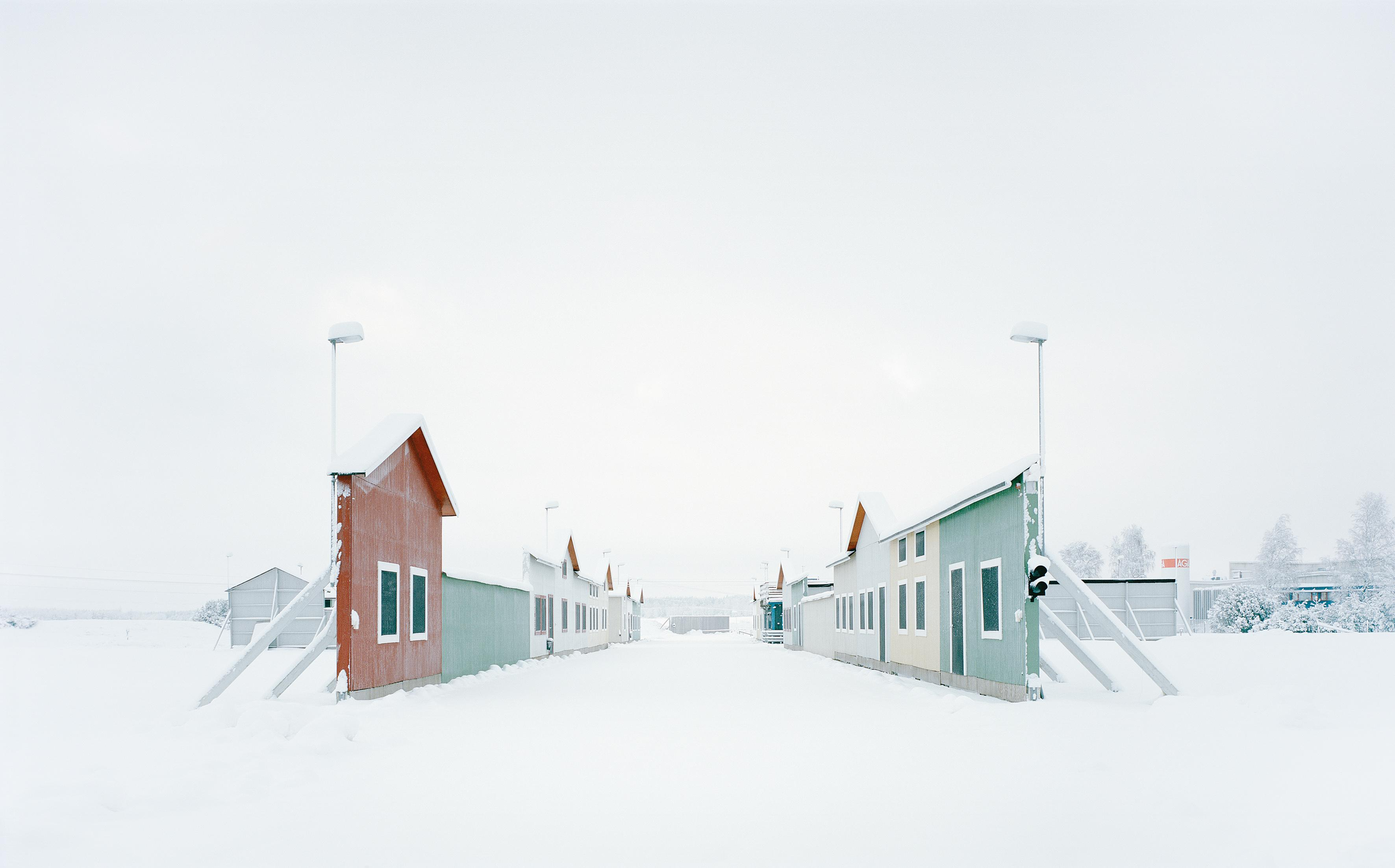 <p>Carson City, Sweden. (Photo: Gregor Sailer/Caters News) </p>