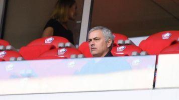 Jose Mourinho: Former Man Utd and Chelsea boss spotted at Lille vs Montpellier