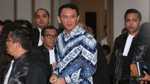 Jakarta's former Christian governor to withdraw appeal of blasphemy sentence