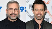Steve Carell Proposes The Office and It's Always Sunny Crossover in Response to Rob McElhenney