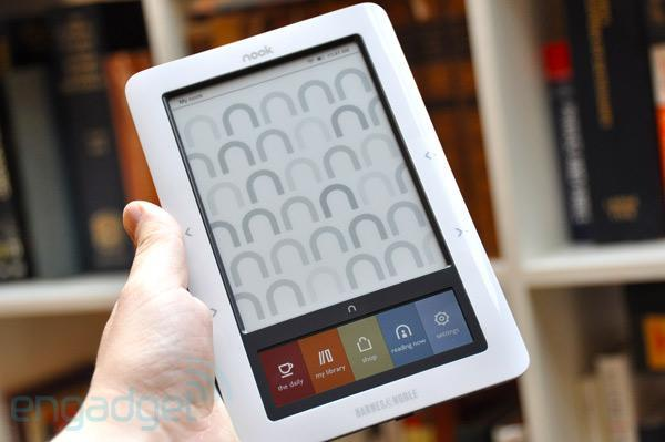 Barnes & Noble Nook to get an update this week? Sure sounds like it