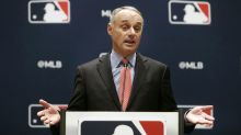 MLB commissioner Rob Manfred hopes to have 'limited fan capacity' in playoffs