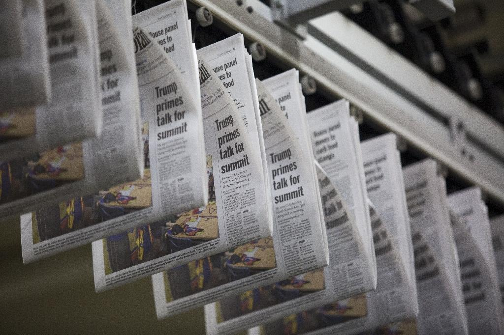 "The loss of local newspapers across the United States has led to what researchers call an expanding ""news desert"" with little or no local reporting on public affairs"