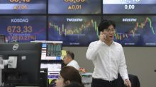 Asian shares rally, helped by Wall Street, Japan trade data