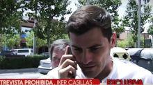 'Sálvame' se convierte en el mayor azote de Iker Casillas tras su ruptura con Sara Carbonero