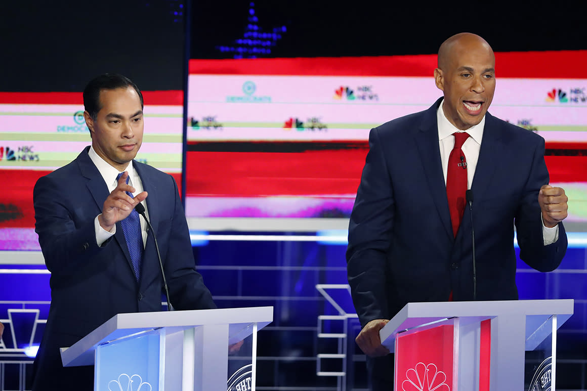 DNC balks at effort to alter debate qualifications