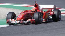 Ferrari-Jubiläum: Mick Schumacher fährt das letzte Siegerauto seines Vaters