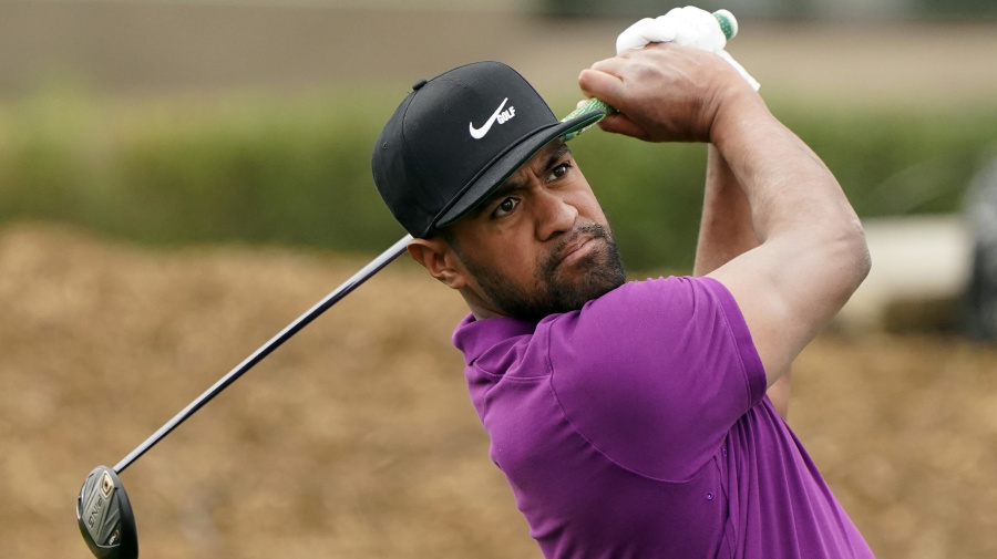 Leaderboard: Third round of American Express