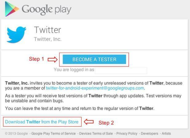 Twitter debuts new Android beta tester program for interested bug catchers