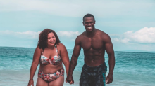 Couple's beach photo inspires a wave of body love