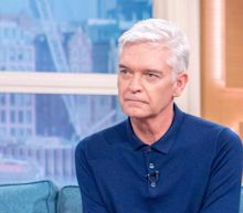 This Morning's Phillip Schofield went missing minutes before going on air after struggling with his sexuality