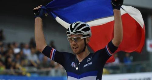 Cyclisme sur piste - ChE (H) - Championnat d'Europe : la France en or sur l'américaine