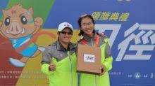 羽球兼三鐵,斜槓教師鍾淑華帶出1500公尺全國紀錄保持人白芸瑄