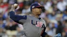 Team USA overpowers Puerto Rico to win its first World Baseball Classic
