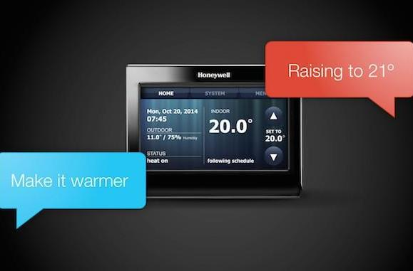 Honeywell's £229 voice-activated smart thermostat comes to the UK