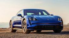 Porsche Taycan EV hands-on