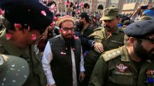 Pakistan court orders release of Hafiz Saeed