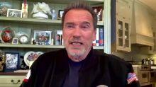 Arnold Schwarzenegger shares hilarious idea for beefing up 'boring' Oscars