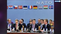 NATO Suspends Cooperation With Russia Over Crimea Crisis