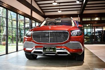 格局之上 自成一格 Mercedes-Maybach GLS 600 4MATIC限量上市