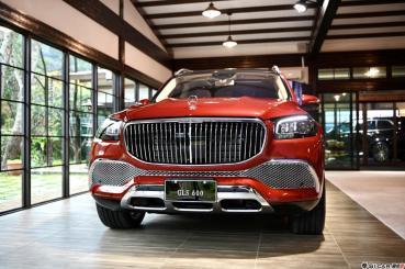 格局之上 自成一格 Mercedes-Maybach GLS 600 4MATIC限量上市