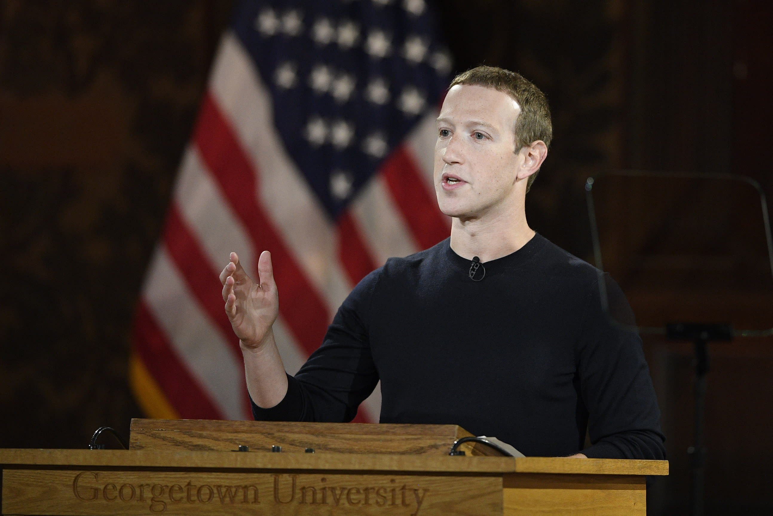 Facebook announces new tools to protect 2020 United States  elections