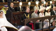The Royal Wedding Had Empty Seat Left for Diana