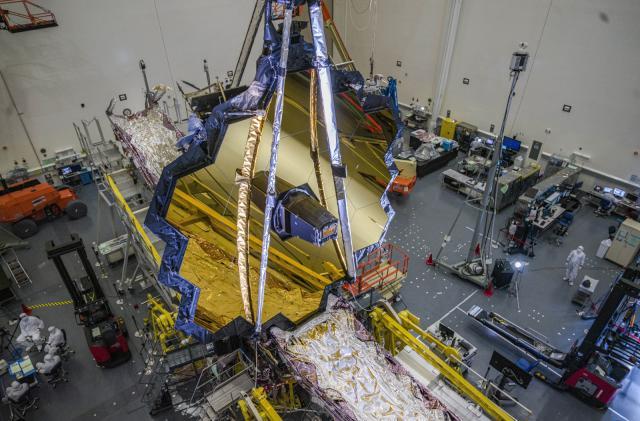 NASA delays James Webb Space Telescope launch until October 2021