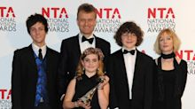 ''Outnumbered' actress Claire Skinner calls romance with co-star a 'lovely life surprise'