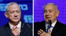 Benjamin Netanyahu calls on Benny Gantz to form unity government together
