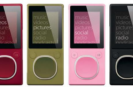 Flash Zunes mysteriously disappear from Zune site