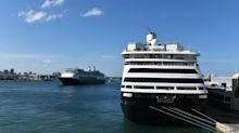 Coronavirus-hit cruise ships finally permitted to disembark healthy passengers in Florida