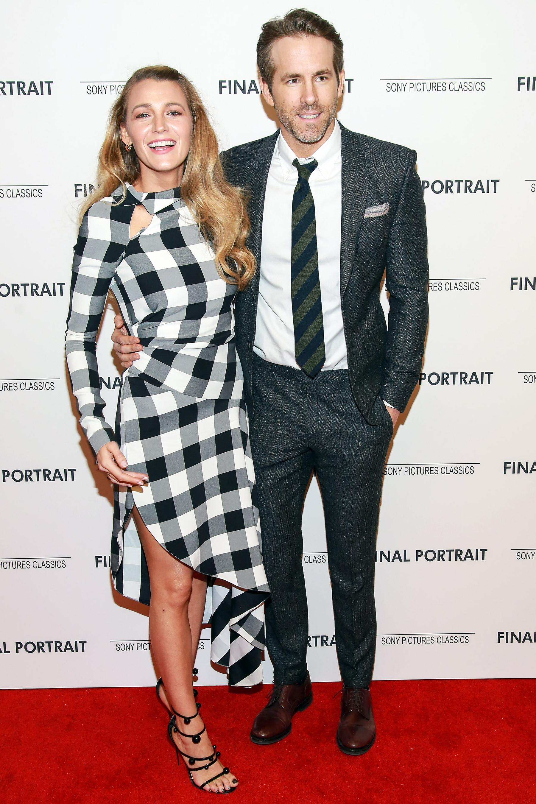 Ryan Reynolds Jokes He and Wife Blake Lively Have Only Had