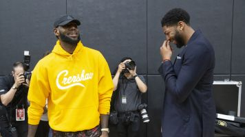 LeBron teams with AD, Cousins ... in 'NBA 2K20'