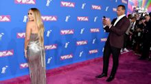All the times Alex Rodriguez was enamored with Jennifer Lopez at the VMAs